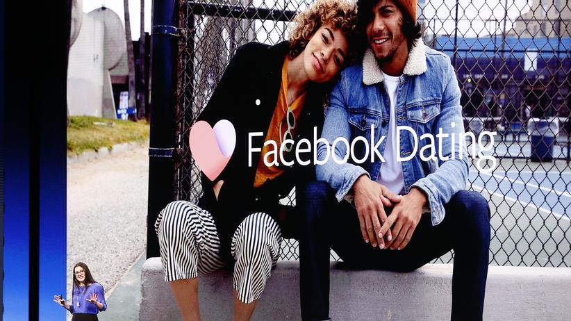 Datenschutz: Der Dating-Service soll in die Facebook-App integriert werden.