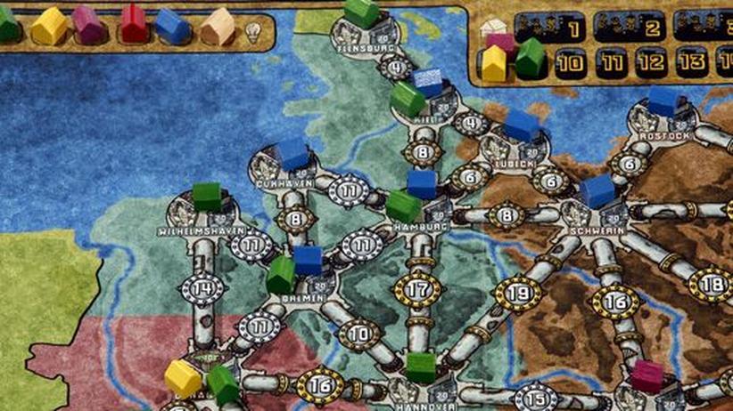 Computerspiele: Brettspiel-Kunst erobert die Konsolen