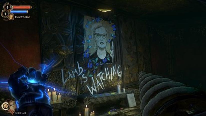 Bioshock 2: Dr. Sofia Lamb: Die ehemalige Psychiaterin spielt eine wichtige Rolle in BioShock 2