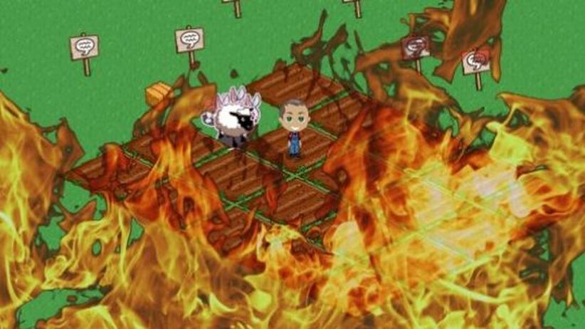 Spiel des Lebens: Warum nach Farmville alles noch schlimmer kommt