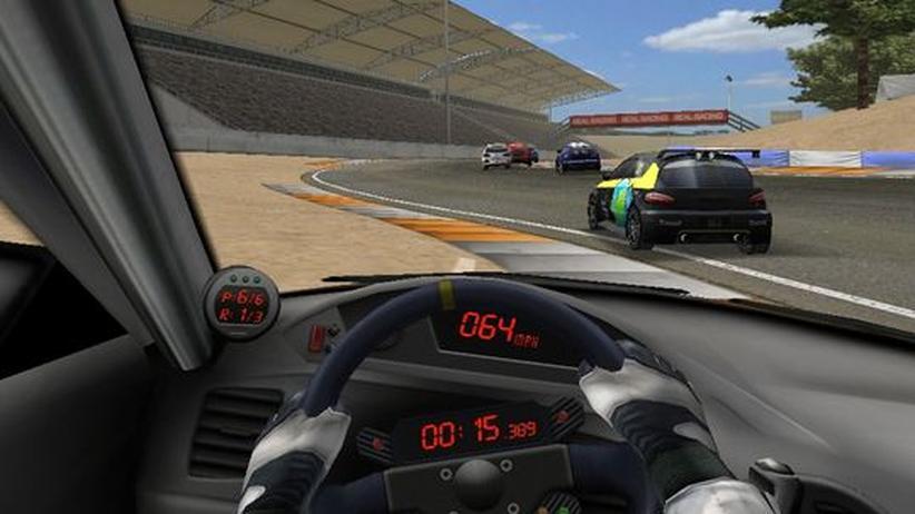 Real Racing HD für das Apple iPad