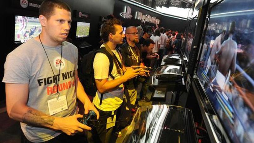 eSport: Computerspieler
