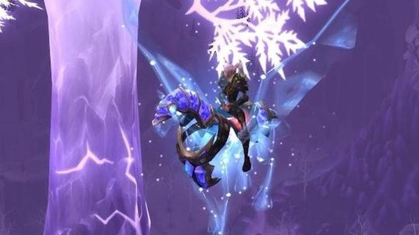 Das Himmelsross oder Celestial Steed hat Blizzard wohl 3,5 Millionen Dollar eingebracht