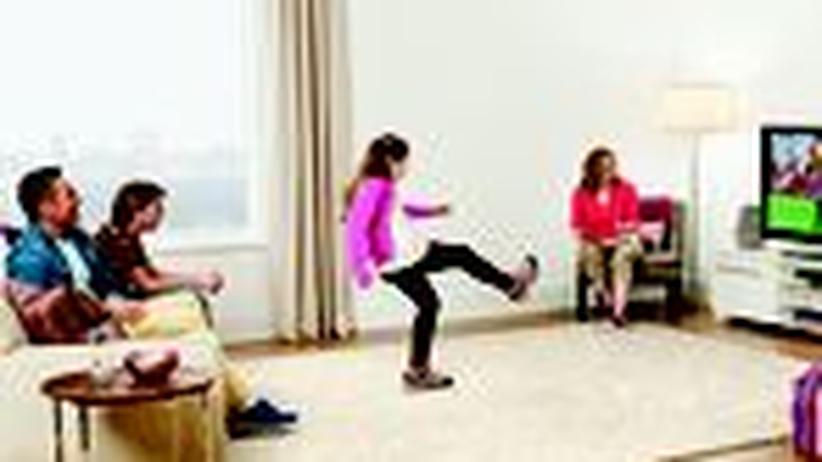 XBox Kinect: Wie beim Elfmeter ohne Ball