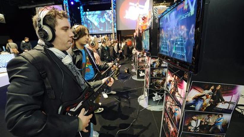 """Musikspiele: Activision lässt """"Guitar Hero"""" sterben"""