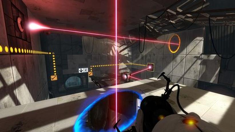 Portal 2: Gelungenes Spiel mit doppeltem Boden