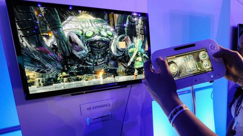 Messe E3: Die Wii wird zum Touchpad