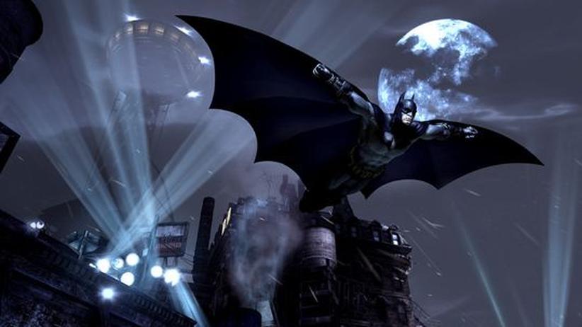 """Batman """"Arkham City"""": Vom Rausch der Freiheit"""
