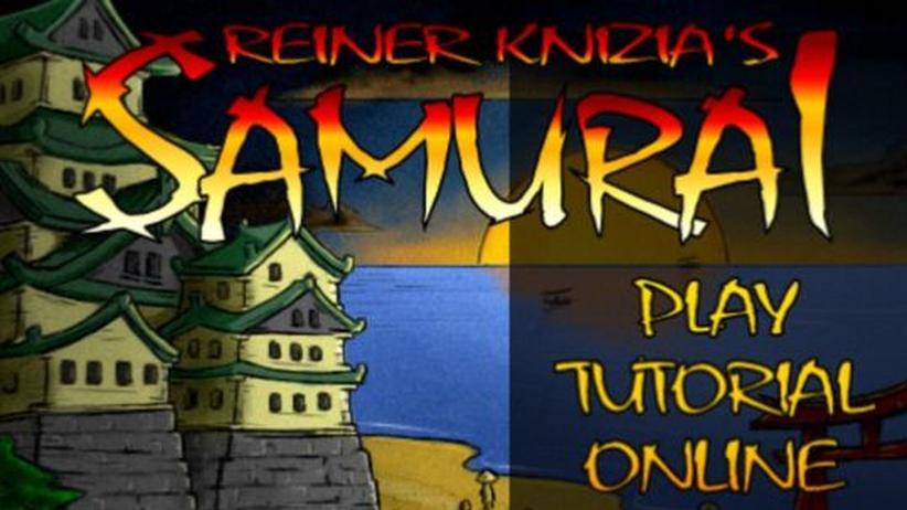 Knizia's Samurai: Kriegsherr spielen für Zwischendurch
