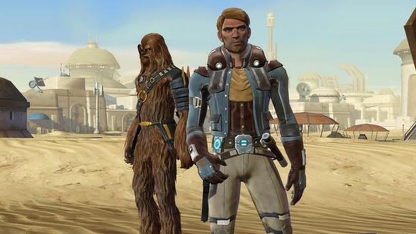 Star Wars The Old Republic: Das klassische Online-Rollenspiel schlägt zurück