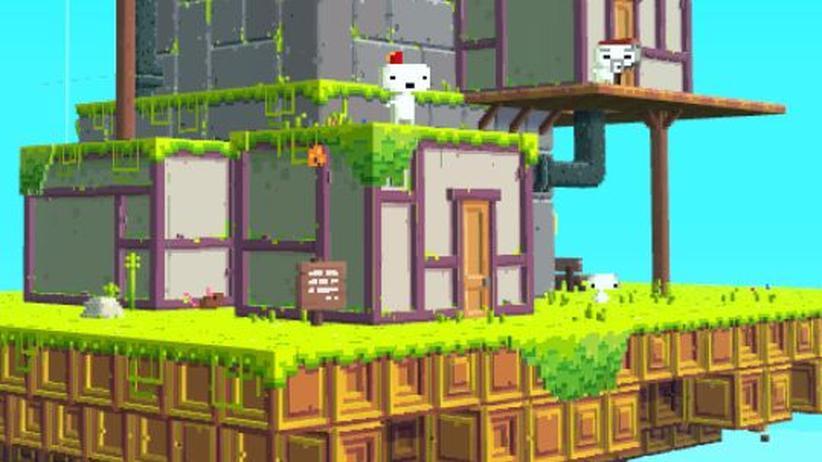 Independent Games Festival: Spiele, die unsere Wahrnehmung manipulieren