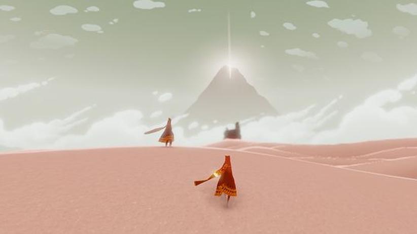 Journey: Ein Spiel ohne Geschichte und mit viel Sinn