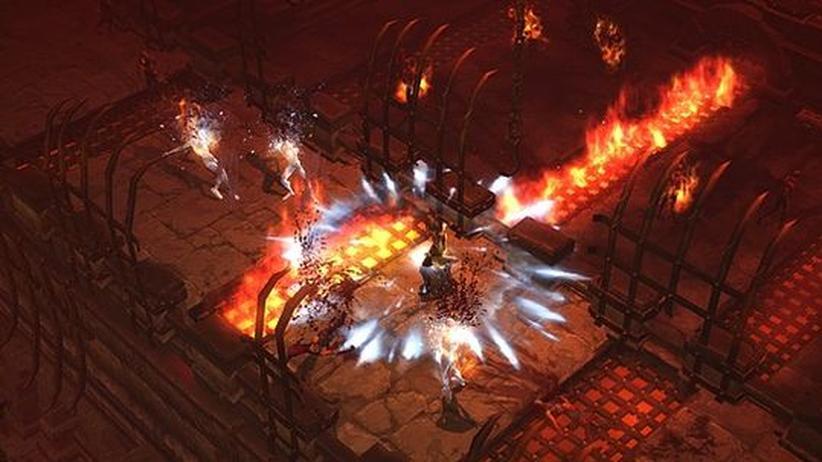 Diablo III: Das Böse ist nun bunt