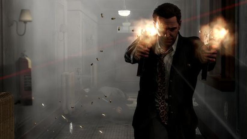 Max Payne 3: Bäng, bumm, bäng