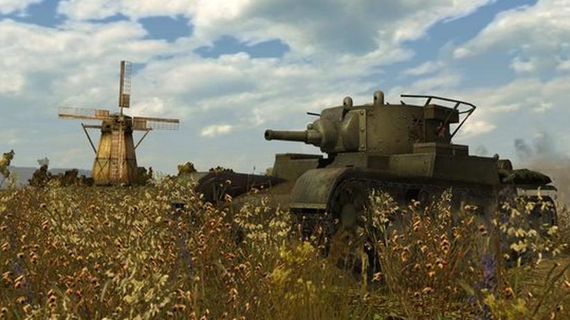 World of Tanks: Der wundersame Erfolg der Panzerschlacht im Netz