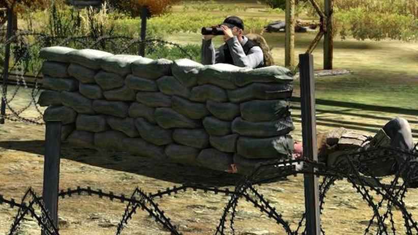 Online-Games: Reporter im digitalen Kriegsgebiet