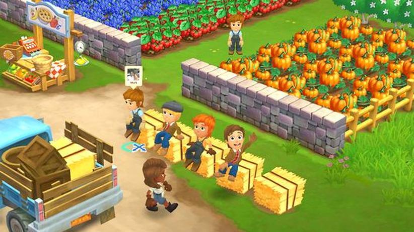 Social Game: FarmVille wird aufgehübscht
