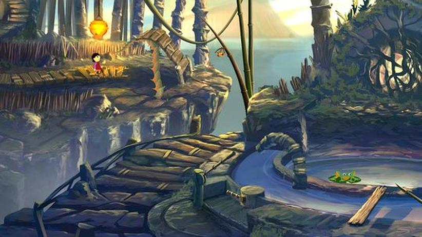 Adventure-Games: Mit der Maus auf der Suche nach Abenteuern