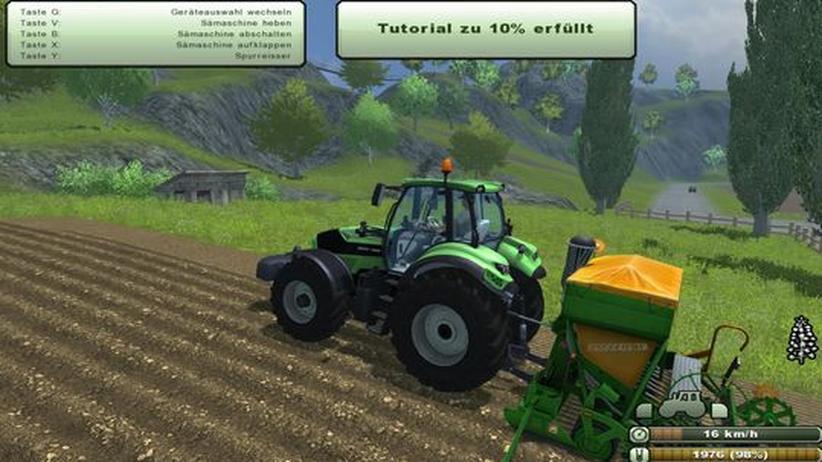 Agrar-Simulator: Bauer sucht Fun