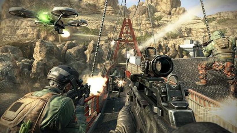 Gewalt in Games: Wie Spiele für den deutschen Markt verändert werden