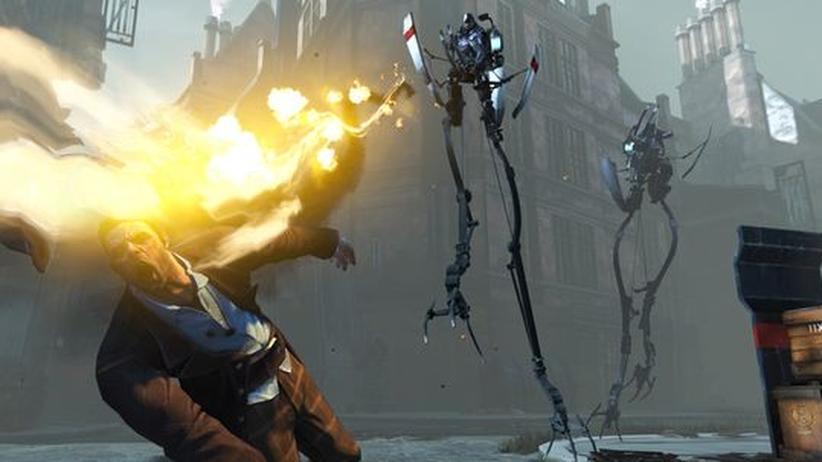Schleichspiel: Dishonored sucht den Super-Killer