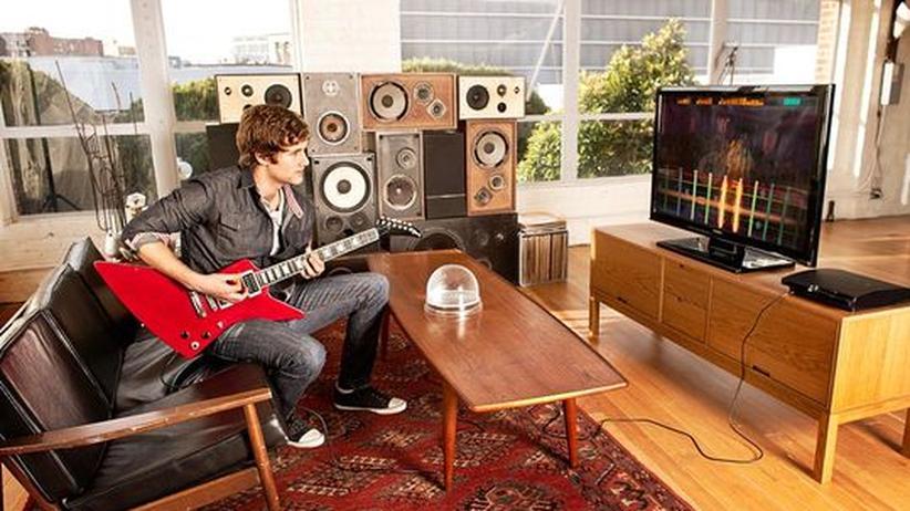 Musikspiele: Rocksmith ersetzt den Gitarrenlehrer nicht
