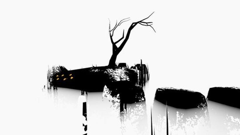 The Unfinished Swan: Ein Ego-Shooter mit Farbe statt Waffen