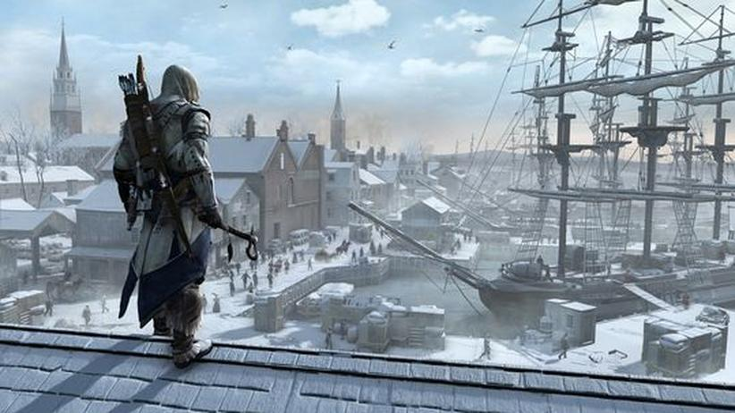 Assassin's Creed III: Riesige Welt, unterforderter Held