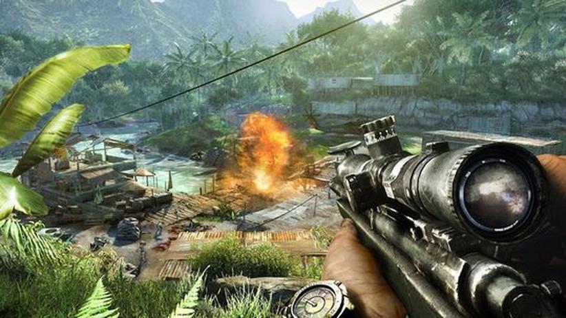 Far Cry 3: Der Krieger in der Mitte der Nahrungskette