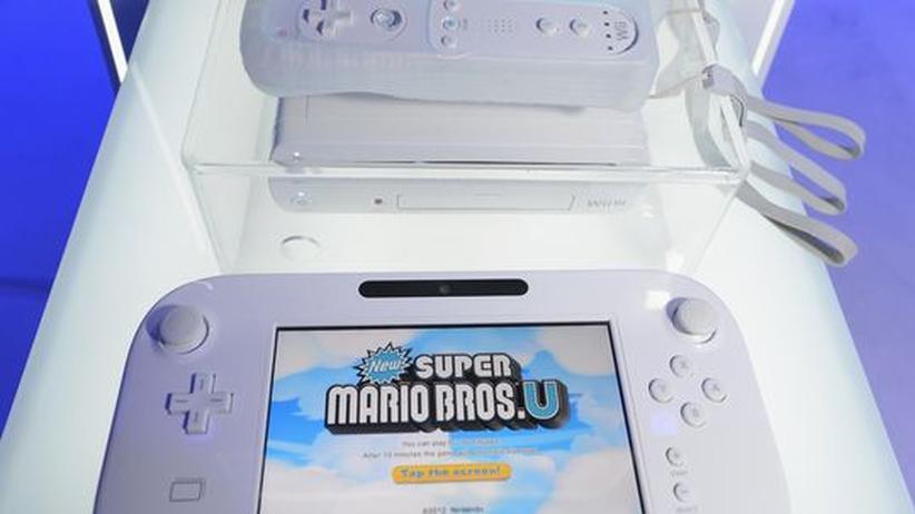 Nintendo: Softwareupdate kann die Wii U schrotten