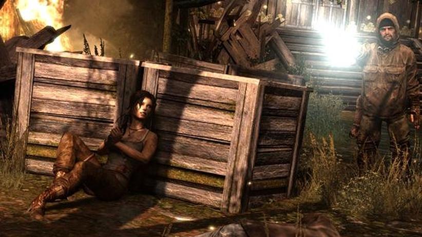 """""""Tomb Raider"""": Lara Croft mal nicht als Modepüppchen"""