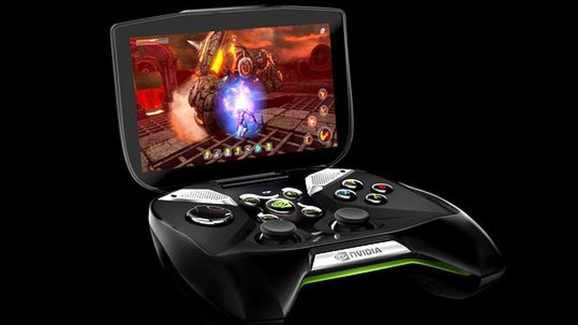 Spielekonsole Shield: Nvidia baut sich ein eigenes Ökosystem für Games
