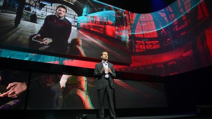 Spielkonsole: Sony präsentiert die PlayStation 4 – teilweise