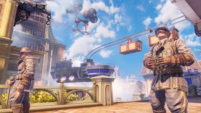 """BioShock Infinite"": Dystopia über den Wolken"