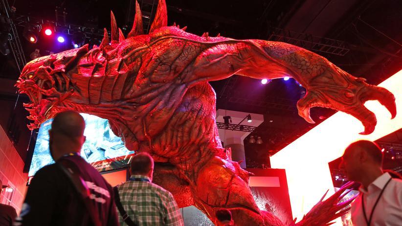 Computerspielemesse E3: Altbewährtes, Brachiales – und Männer