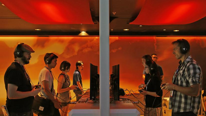 Computerspielemesse E3: Microsoft und Sony führen neue Spieletitel vor
