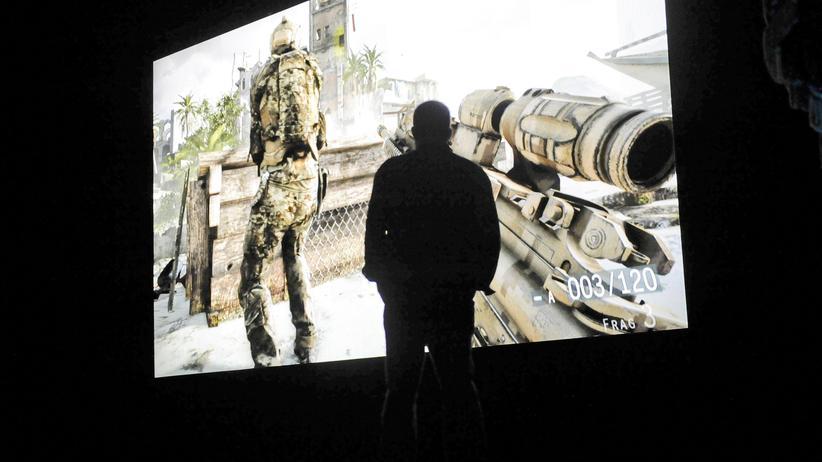 Lizenzen: Wie Waffenhersteller von Games profitieren