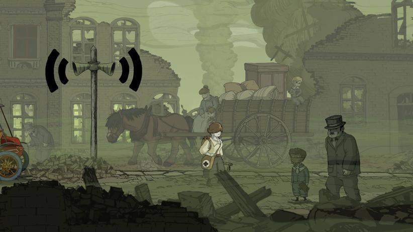 Valiant Hearts – The Great War: Der einzig wahre Gegner ist der Krieg