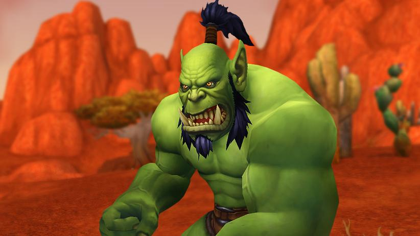 Ork in World of Warcraft