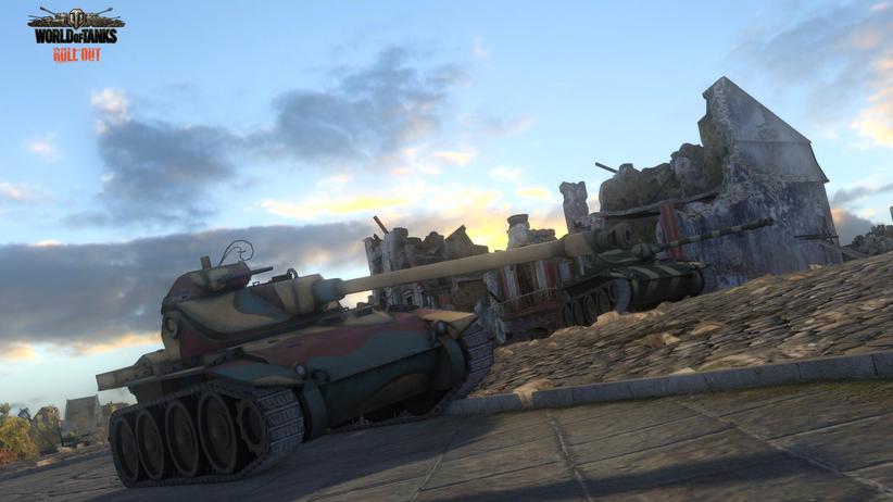 """Wargaming.net: """"Der Panzer ist ein Symbol"""""""