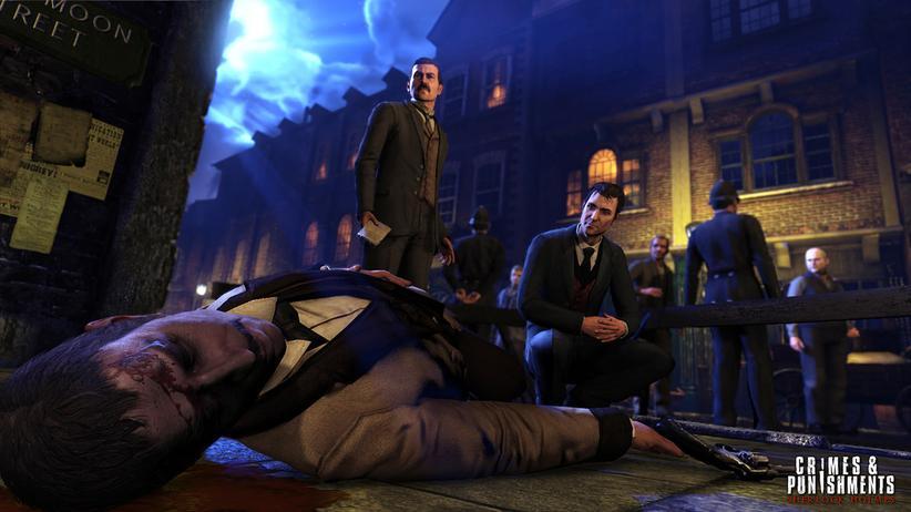 Sherlock Holmes – Crimes and Punishments: Denken wie ein Detektiv