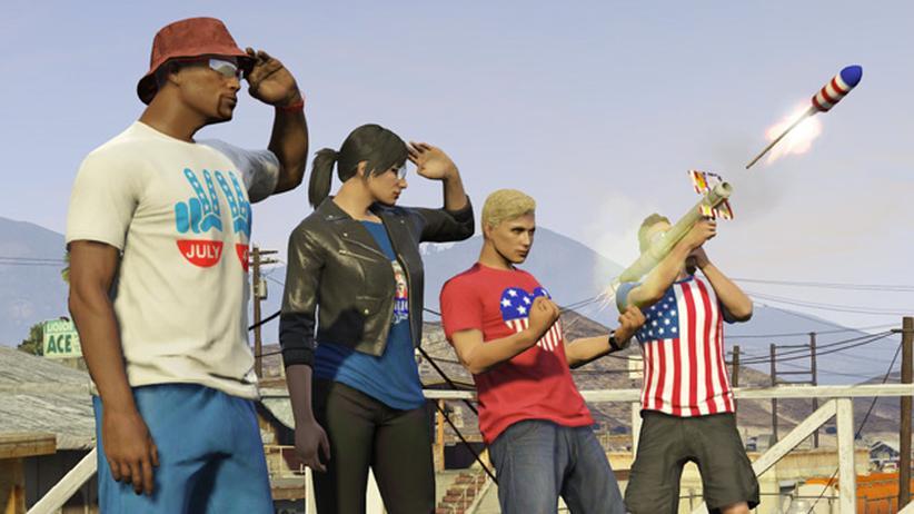 """""""Grand Theft Auto"""": Tod den Pazifisten!"""
