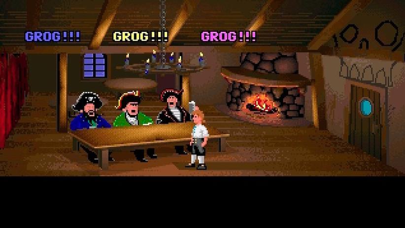Retro-Games: Hinter Dir, ein dreiköpfiger Affe!