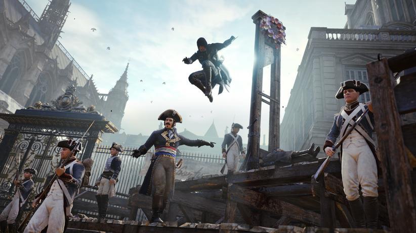 """Assassin's Creed Unity"""