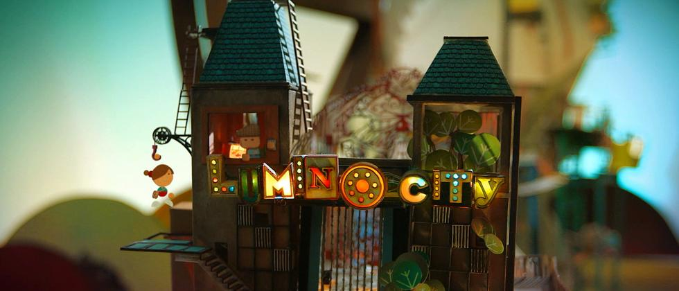 Screenshot aus Lumino City