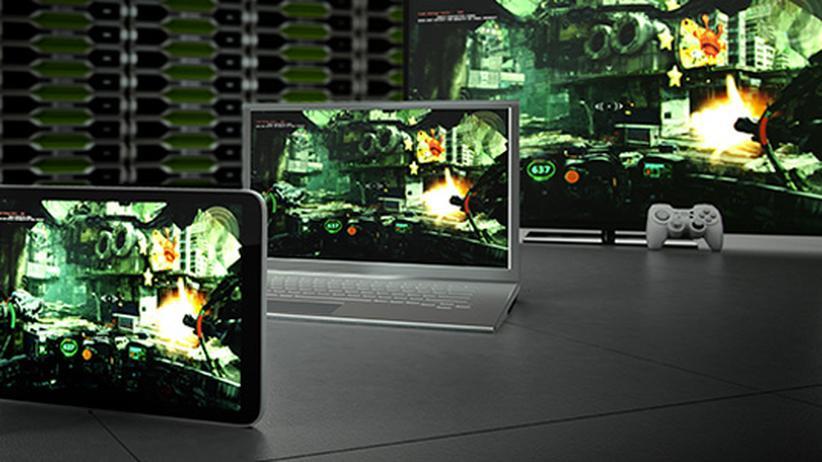 Cloud Gaming ermöglicht das Spielen auf verschiedenen Geräten.