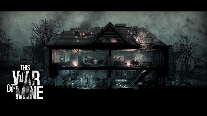 """""""This War of Mine"""": Das traurigste Spiel des Jahres"""