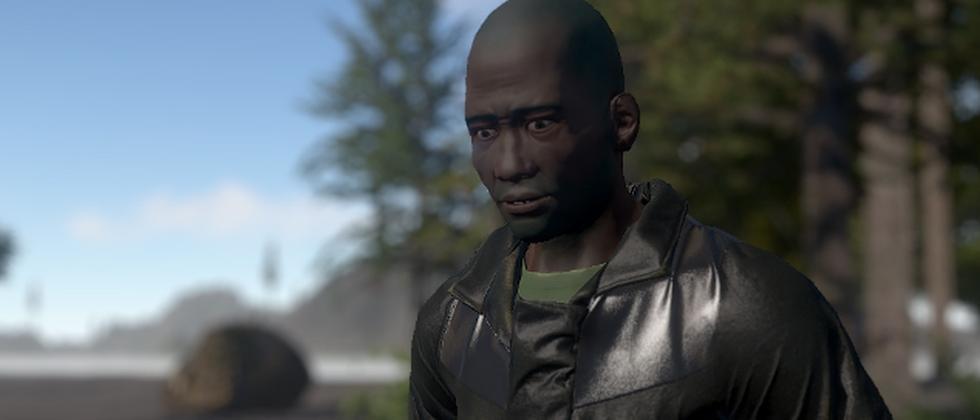 """Die neuen dunkelhäutigen Charaktere in """"Rust"""""""