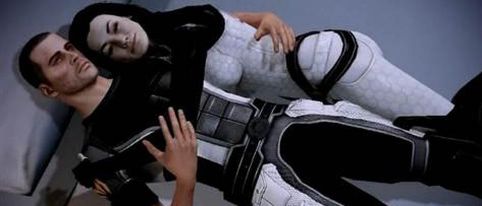 Screenshot aus Mass Effect 2