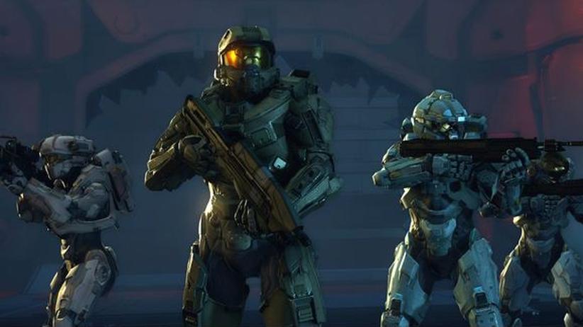 """""""Halo 5"""""""